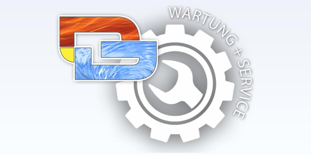 Wartungsservice Logo